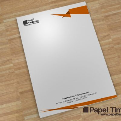 Papel Timbrado Word Download