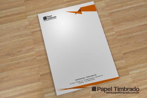 Papel Timbrado Word Download