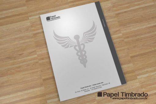 Papel Timbrado Medicina