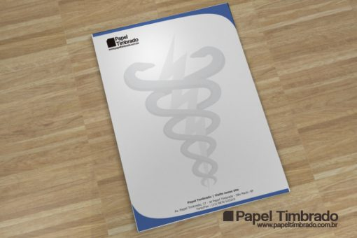 Papel Timbrado Fisioterapeuta #2