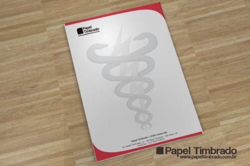 Papel Timbrado Fisioterapeuta #3
