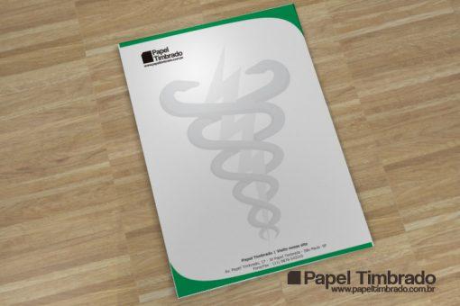 Papel Timbrado Fisioterapeuta #4